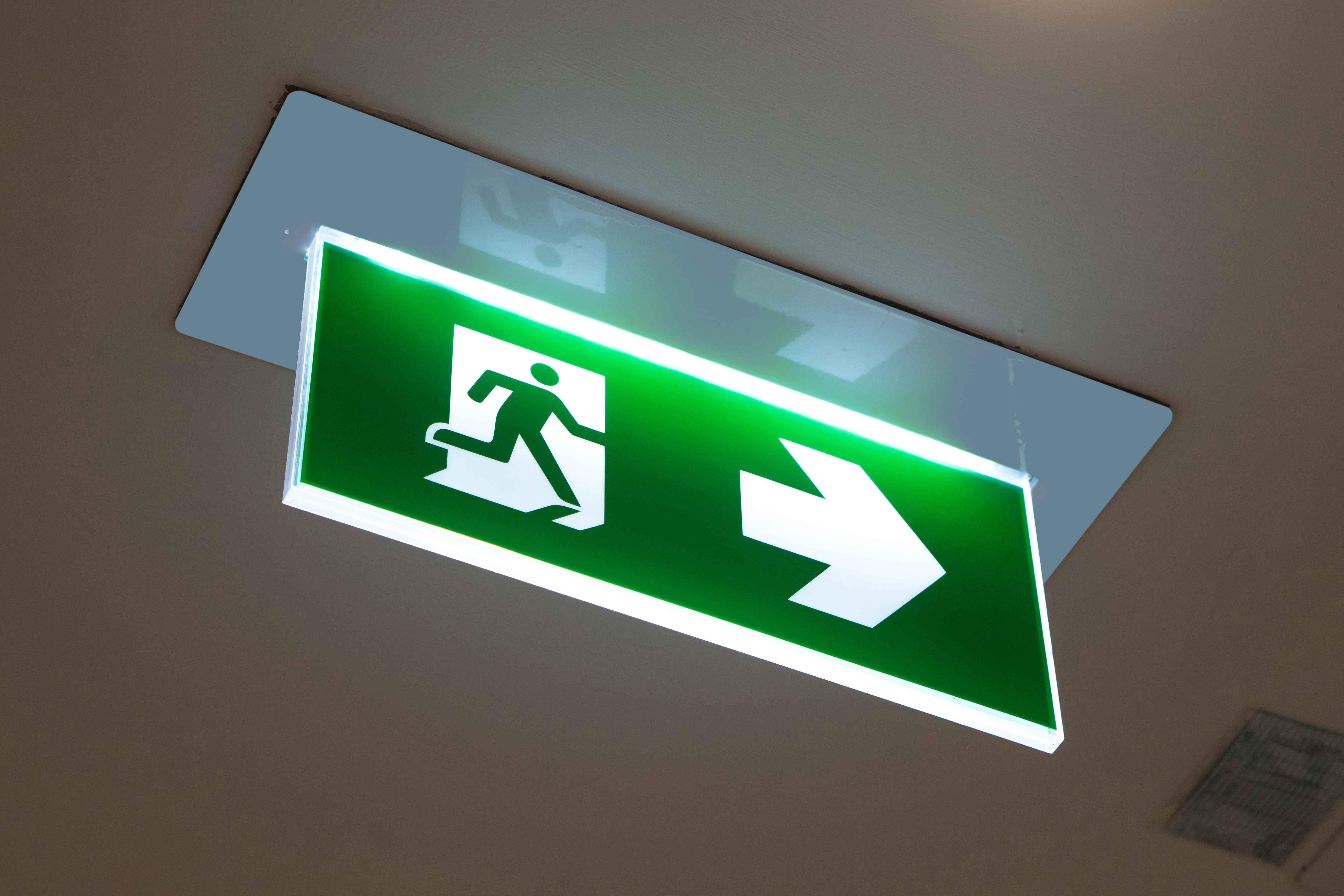 Failure to provide adequate fully functioning emergency lighting could result in large fines and prosecution for noncompliance. & Emergency Lighting   Logic Fire and Security
