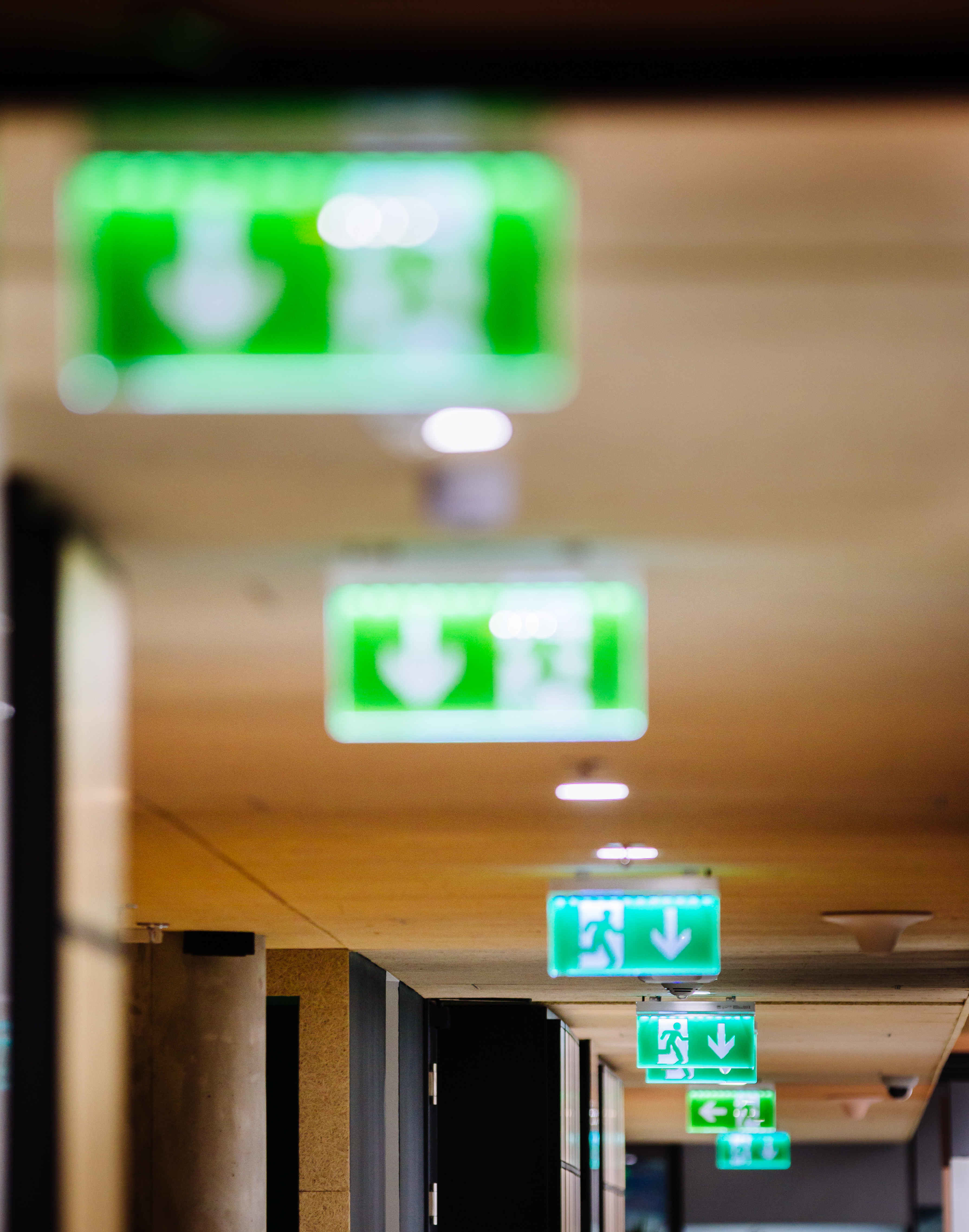 Types of Emergency Lighting & Emergency Lighting   Logic Fire and Security