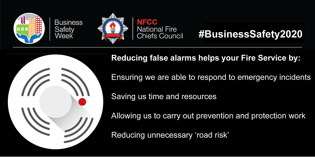 Business Safety Week Saturday 12th